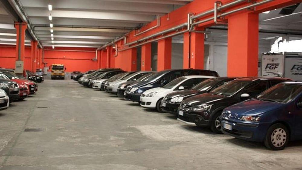 Parcheggio Malpensa