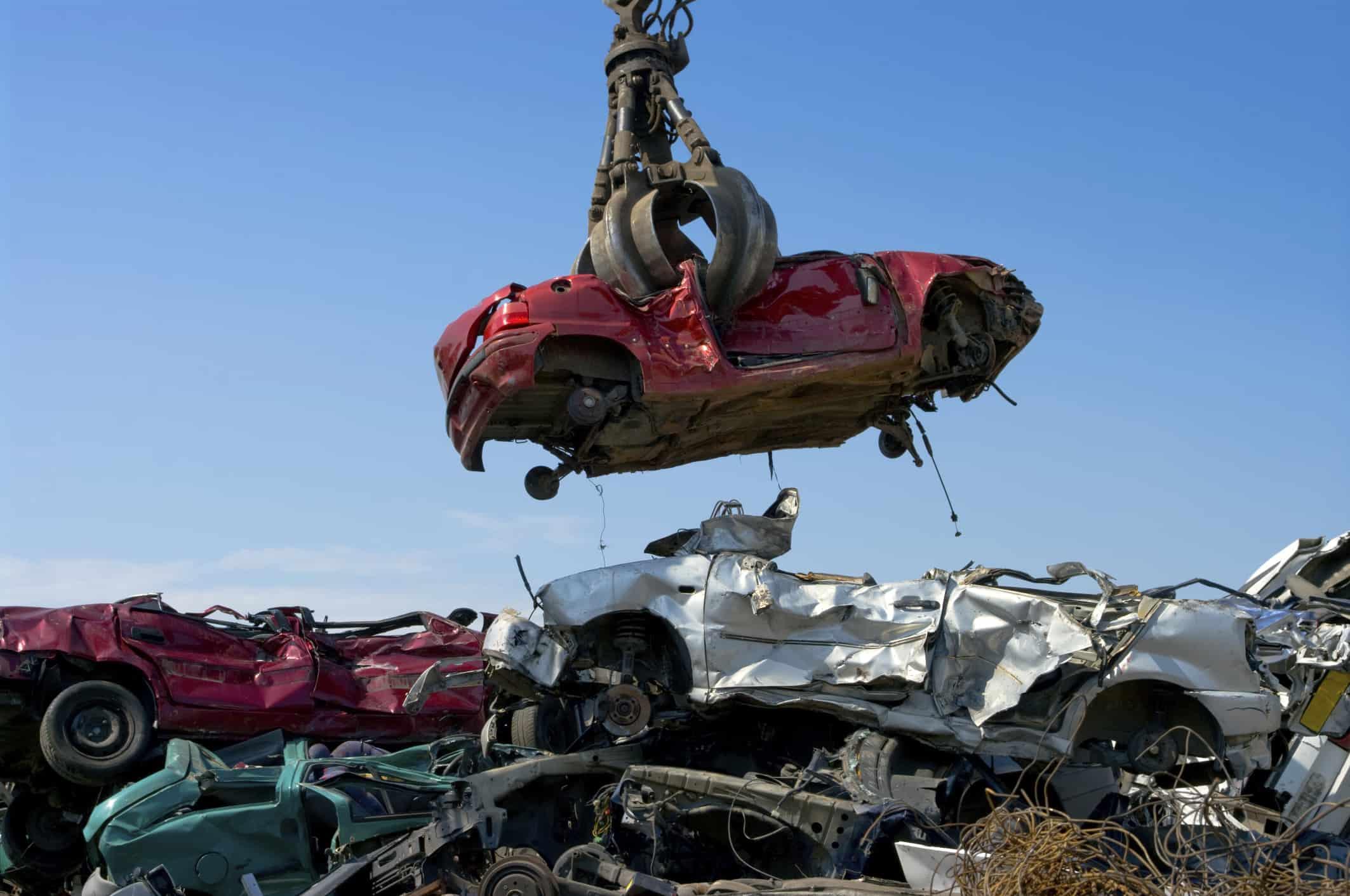 Azienda rottamazione auto Roma