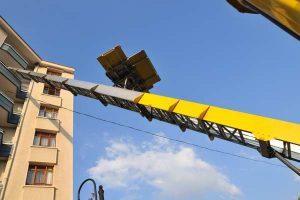 Noleggio autoscala con operatore Milano