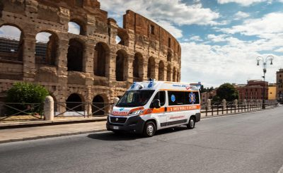 Ambulanze private roma e provincia