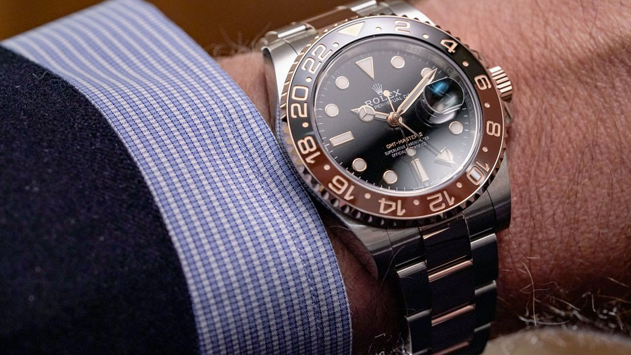 Negozio di Rolex usati Milano